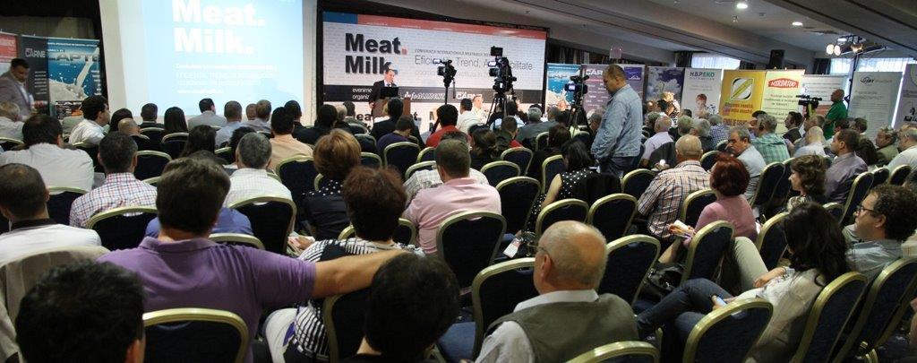 Daciana Sârbu și Daniel Constantin vor deschide Expo-Conferința Meat & Milk 2014 (P)