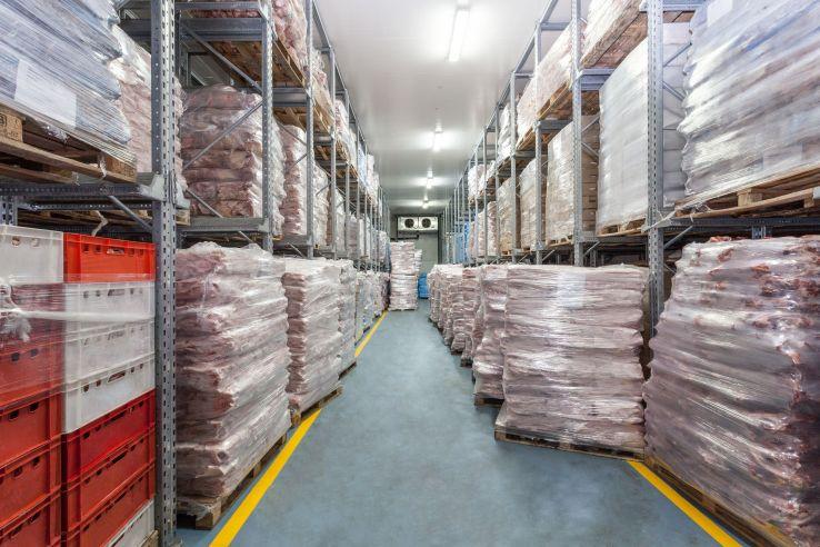 IGPR: Firma care vindea carne de animale moarte, închisă
