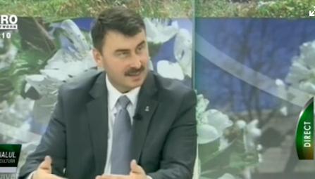 Daniel Botănoiu: Diferenţele de la subvenţiile pe suprafaţă au plecat spre fermieri