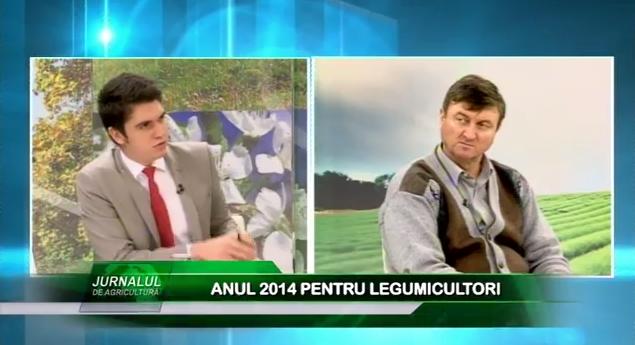 Jurnalul de agricultură: Anul 2014 pentru legumicultori