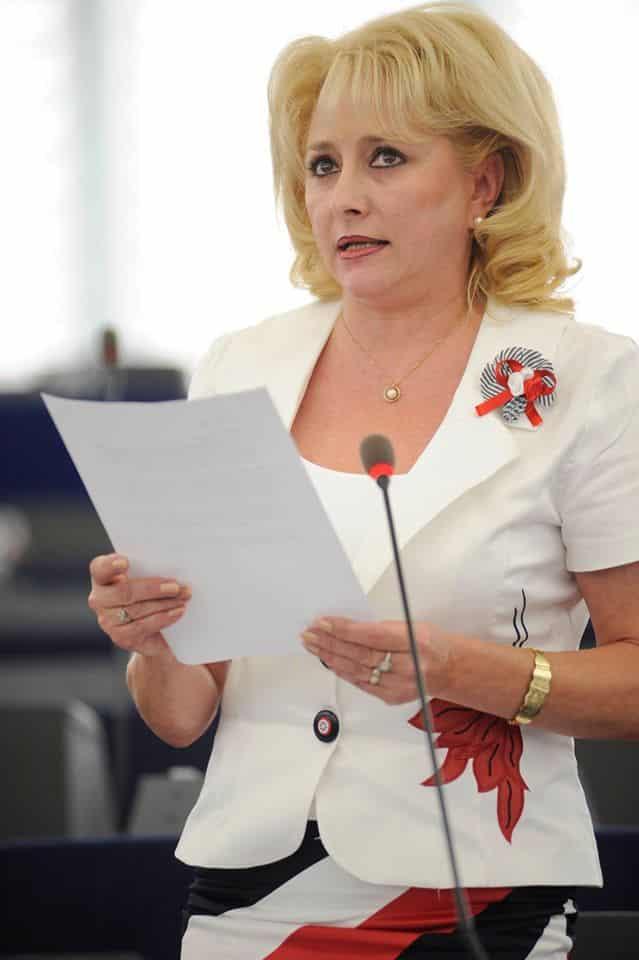 Viorica Dăncilă: Parlamentul European a dat un semnal important în susținerea fermierilor