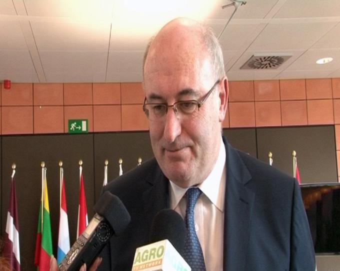 Phil Hogan: România are un PNDR foarte bun. Mă aştept ca în martie să ajungem la nişte concluzii