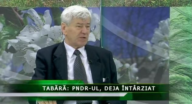 Valeriu Tabără, ex-MADR: Mi s-a spus, ca ministru, să caut piețe pentru produsele românești