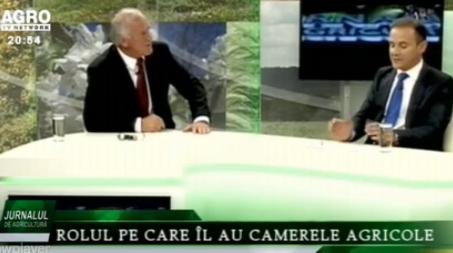 Conflict între Laurenţiu Baciu (LAPAR) şi preşedintele interimar al Camerei Agricole Naţionale