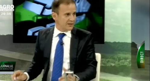Cornel Stroescu: Cei din minister au fost de acord ca noile camere agricole să rămână