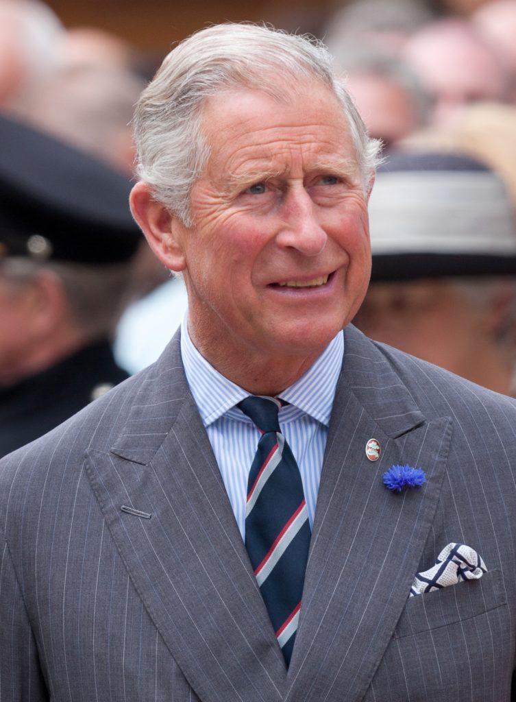 Prințul Charles al Marii Britanii a jurizat un concurs de cosit la Valea Zălanului
