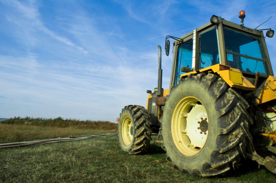 Fermierii afectați de secetă plătesc impozit redus