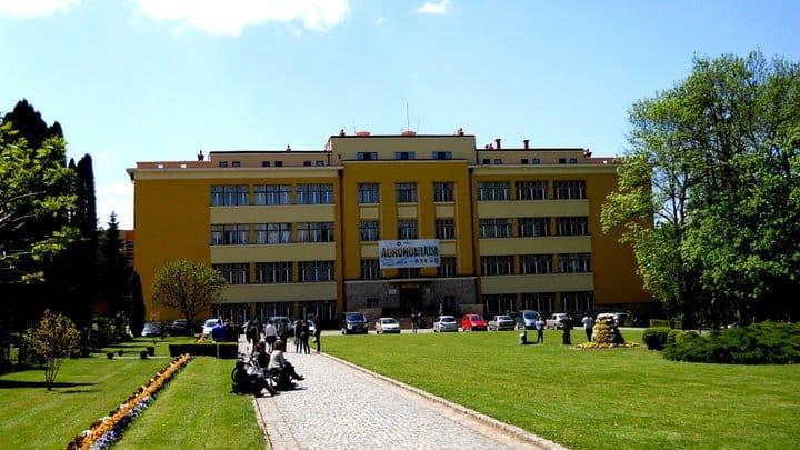 Cine a câştigat rectoratul USAMV Cluj