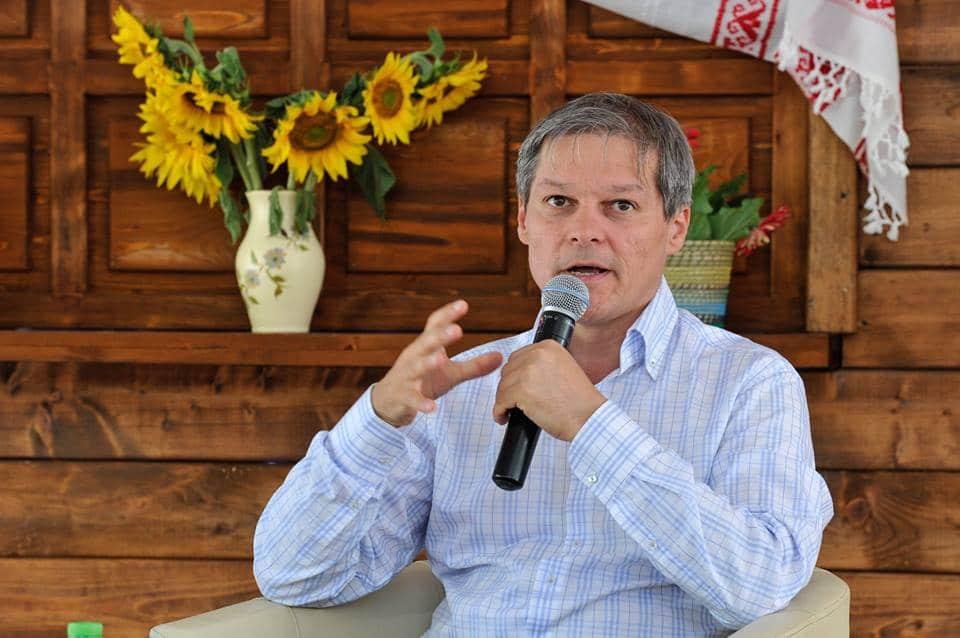 Dacian Cioloș, premierul desemnat de către președintele Klaus Iohannis