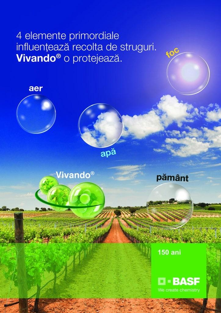 BASF anunță descoperirea unui nou element primordial – Vivando®