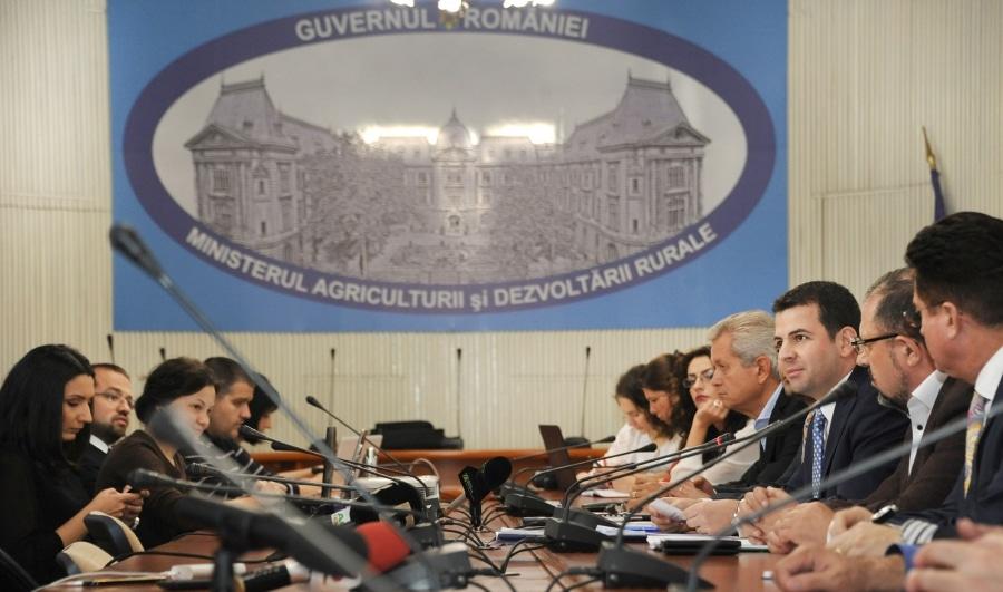 Bilanț MADR 2012-2015:Reducerea TVA la alimente și reabilitarea infrastructurii de irigații