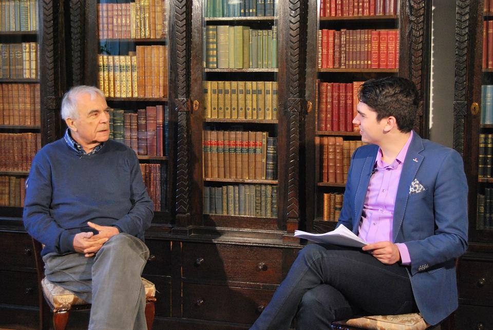 Interviul AGRO TV, Manolescu: Viața la țară, literatură și politică