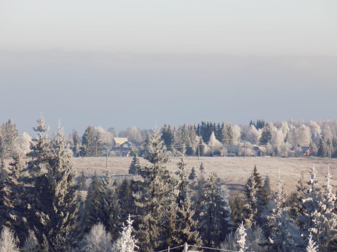 ANM: Temperaturi extrem de scăzute în această săptămână
