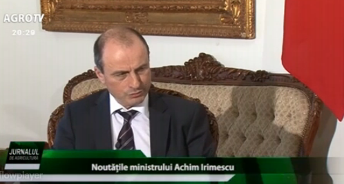 Achim Irimescu (MADR): România este una dintre ţările cu cea mai mare sumă pentru dezvoltare rurală