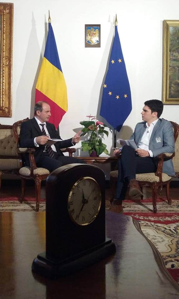 Jurnalul de agricultură: Noutățile ministrului Achim Irimescu