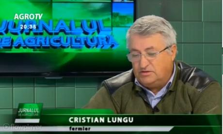 Cristian Lungu, fermier: În România, ferma de familie nu este definită