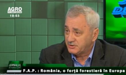 Marian Stoicescu (FAP): Autorităţile ar fi trebui să asigure subvenţii  pentru paza şi administrarea pădurilor