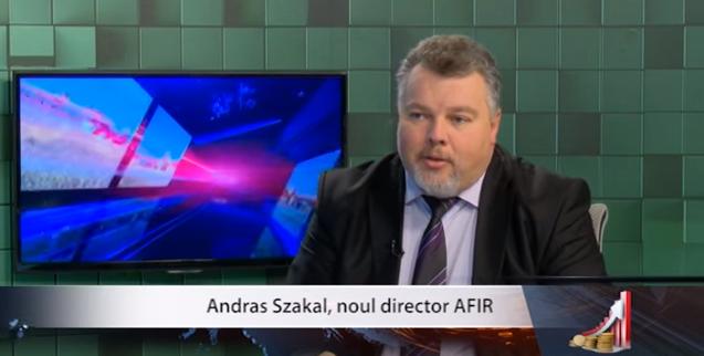 Andras Szakal (AFIR): Funcţionarii noştri sunt bine plătiţi, dar sunt reticenţi când vine vorba să dea informaţii suplimentare