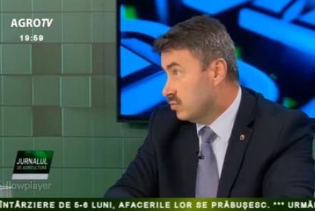 Daniel Botănoiu (MADR): E nevoie de întărirea controlului pentru produsele sensibile