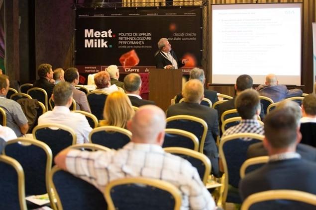 Meat & Milk 2016, Workshop Ferma: Cine scoate de sub blestem, fermierul român?