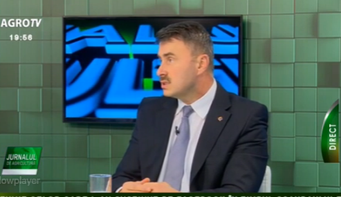 Daniel Botănoiu (MADR): Diferenţa dintre costul de producţie şi ceea ce piaţa îi plăteşte producătorului se regăseşte într-o subvenţie
