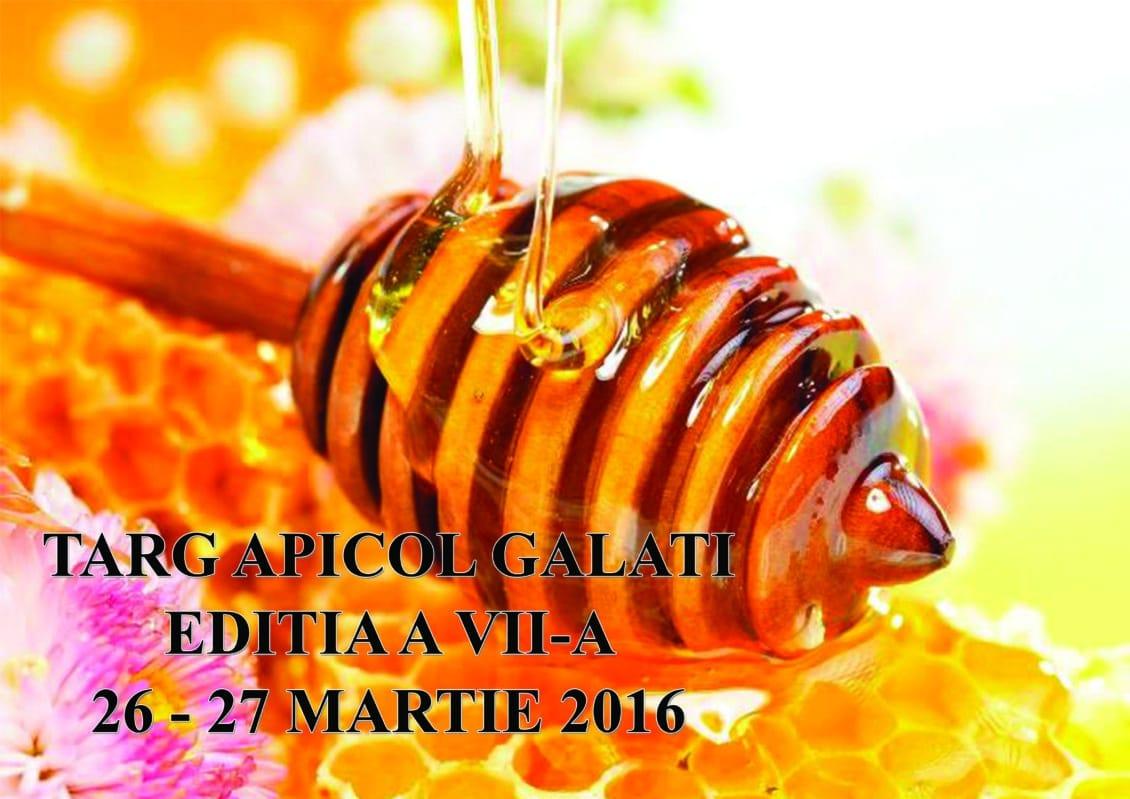 A VII-a ediție a Târgului Apicol de la Galați, în perioada 26-27 martie