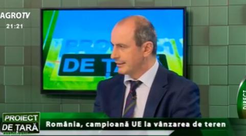Achim Irimescu (MADR): La mine în sat nu se mai face transhumanță