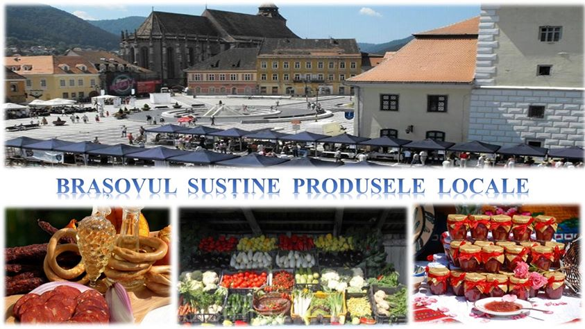 Braşov: O ieşeancă a organizat producătorii locali din judeţ pe o pagina de facebook