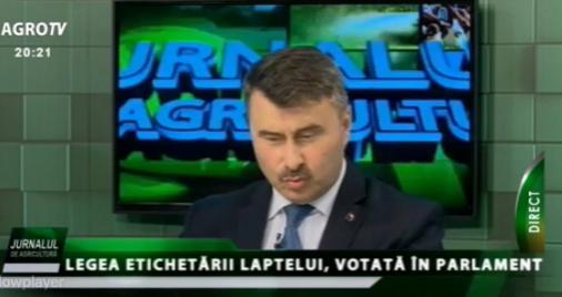 Daniel Botănoiu (MADR):Cred că în România doar guguştiucul nu este subvenţionat