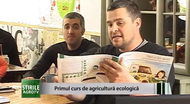 Iași: Curs de agricultură ecologică