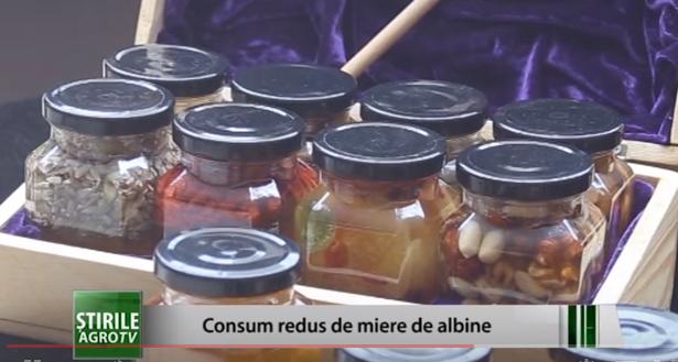 Iași: Consum foarte redus de miere