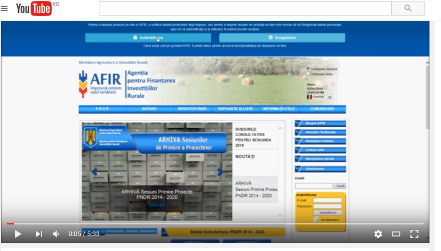 """AFIR a lansat aplicația """"Asistență module on-line"""": Află cum se folosește!"""