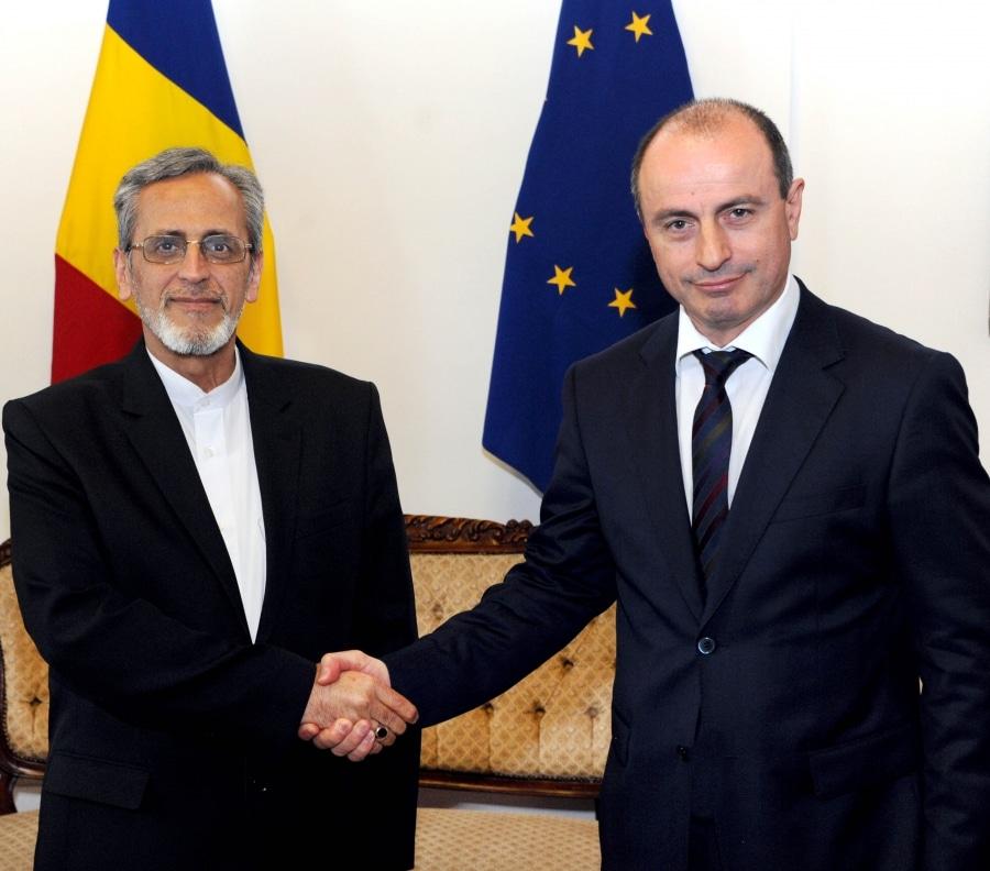 Ministrul Agriculturii s-a întâlnit cu ambasadorul Iranului. Află ce au stabilit!
