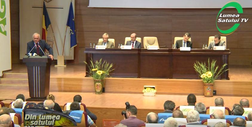 Lumea satului: Conferinta LAPAR- S.O.S. SPRIJINITI AGRICULTURA ROMANIEI