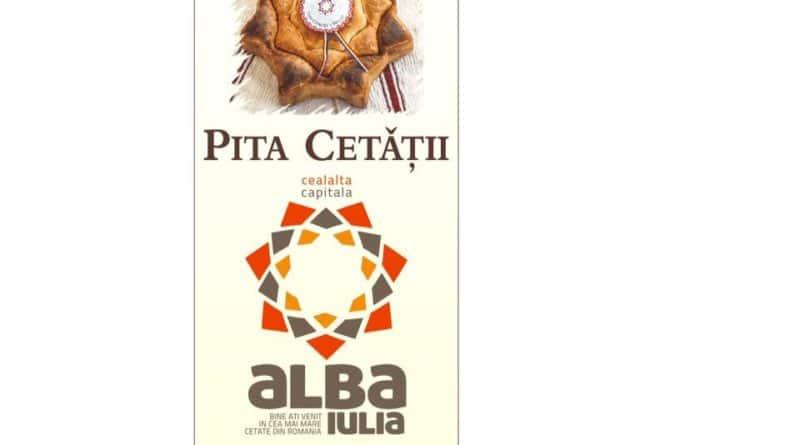 """""""Pita Cetății"""", cel mai recent produs de promovare a municipiului Alba Iulia"""