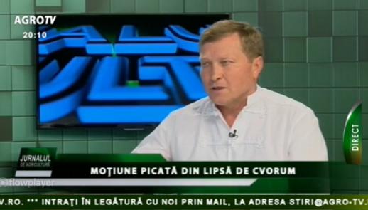 Ionică Nechifor (ROMOVIS):Când am auzit că domnul Faur va fi director APIA m-am bucurat