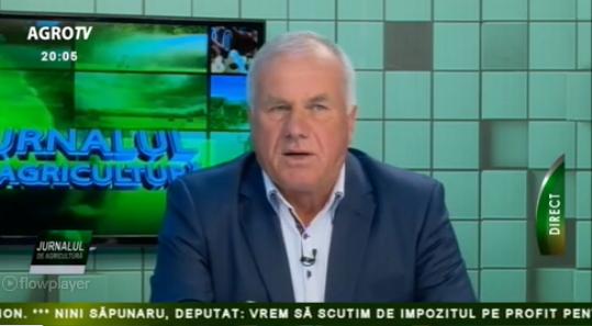 EXCLUSIV: Laurenţiu Baciu (LAPAR): Suntem în stare să producem de cel puţin două-trei ori mai mult decât pot comercializa magazinele
