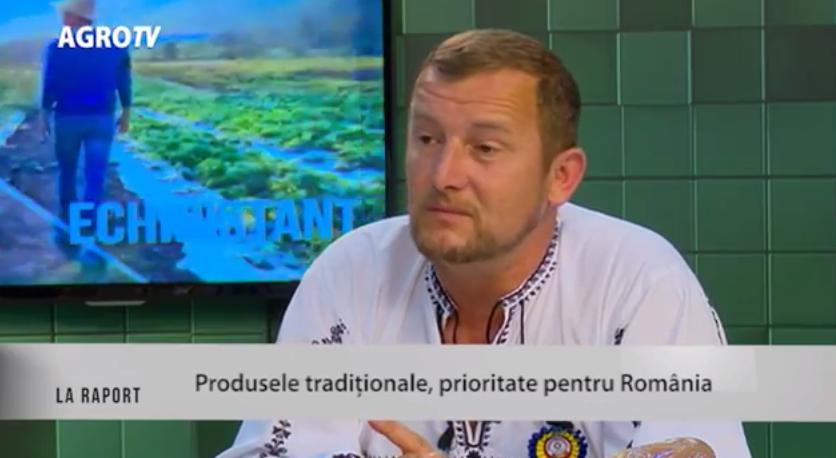 EXCLUSIV: Călin Mătieş (FNPPTR): Cred că produsele tradiţionale fac parte din tezaurul României