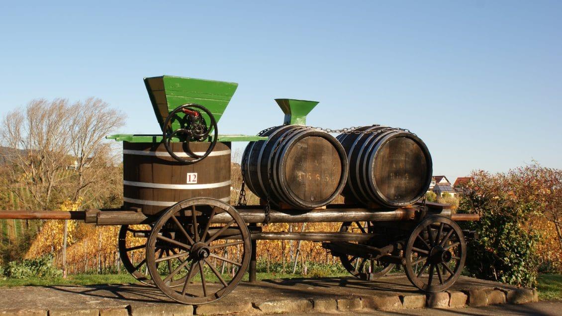 Exporturile de vin, în creștere cu 22% în primele nouă luni din 2016