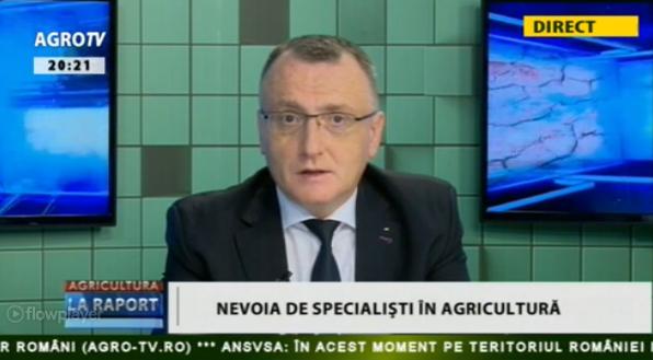 EXCLUSIV:Sorin Câmpeanu (USAMV): Avem un procent mai mare de studenţi proveniţi din mediul rural