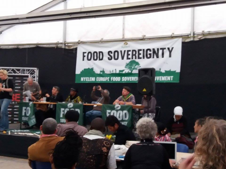 Forumul Nyéléni Europa pentru Suveranitate Alimentară a inceput, la Cluj
