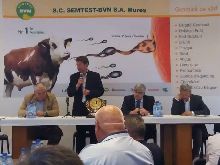EXCLUSIV: Claudiu Frânc (FCBR): Preţul laptelui a crescut de la 0,70 lei/litru, la 1,60 lei/l. Ce va urma?