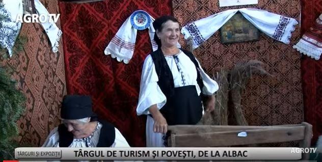Târgul de turism şi poveşti, de la Albac