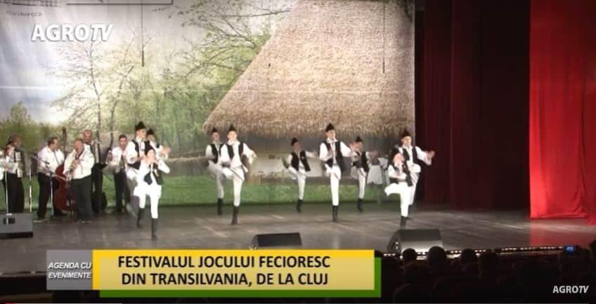 Festivalul Jocului Fecioresc din Transilvania, de la Cluj