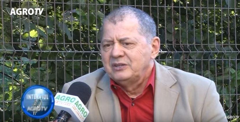 Interviul AGRO TV: Octavian Ursulescu, scena ca o vrajă