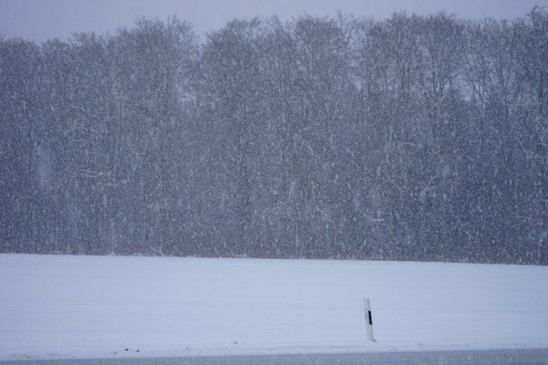ANM: Cod galben de vânt puternic, ninsoare și polei la nivelul întregii țări, vineri și sâmbătă