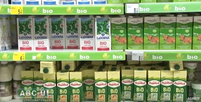 ABC-ul Consumatorului: Produsele bio