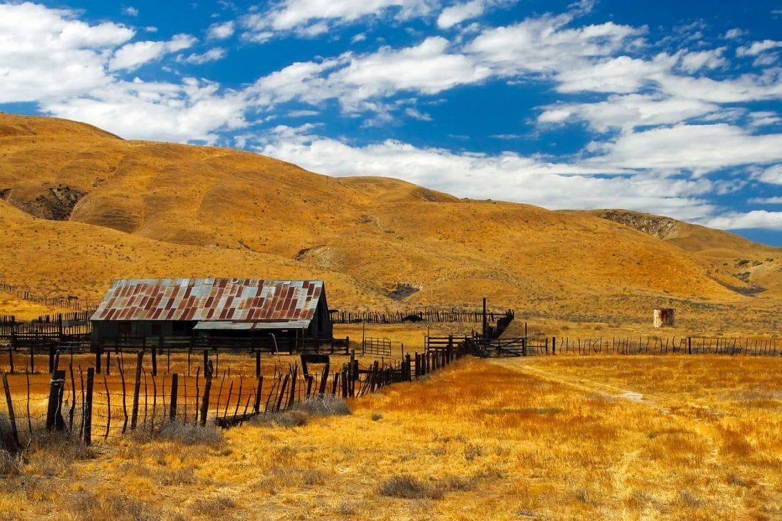 Final de seceta in California